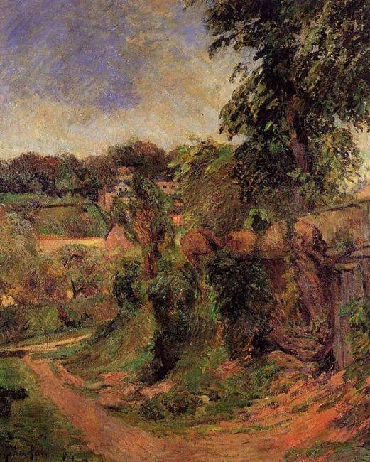 near rouen 1884 1