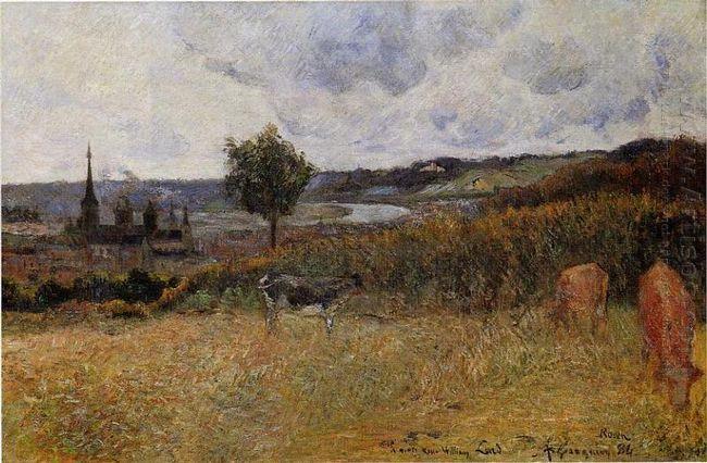 near rouen 1884