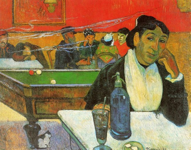 night cafe in arles madame ginoux 1888