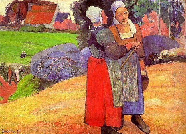 paysannes bretones 1894