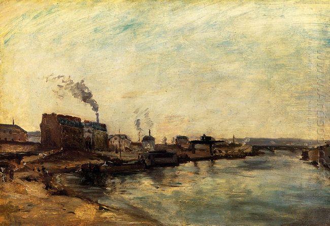 port de grenelle 1875