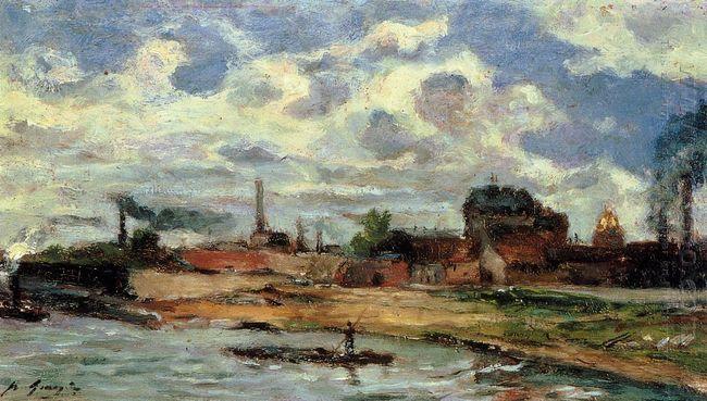 port de javel 1876