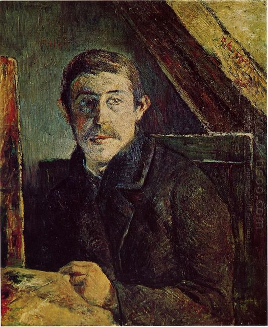 self portrait 1885