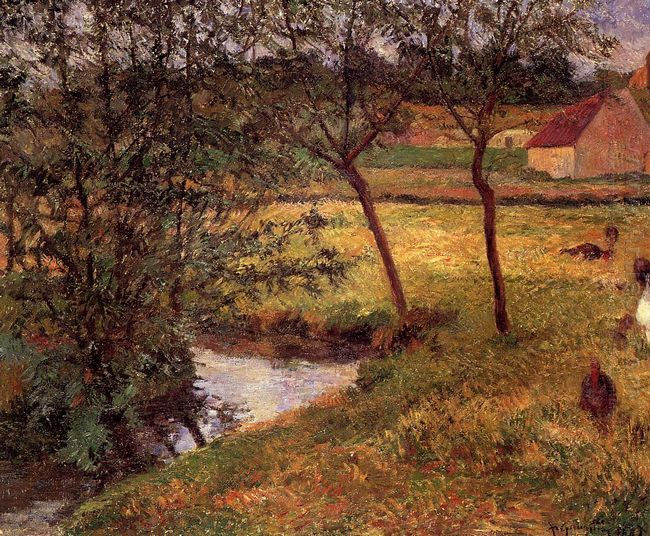 stream in osny 1883