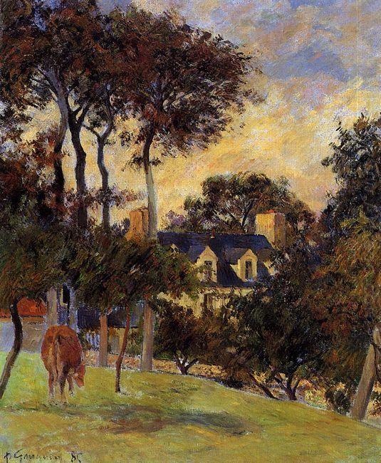 white house 1885