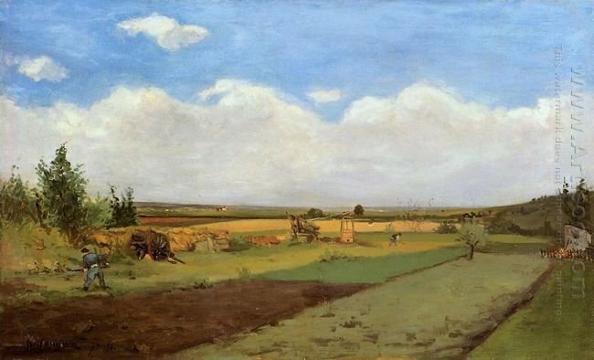 working the land 1873