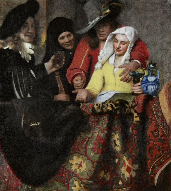 the procuress 1656