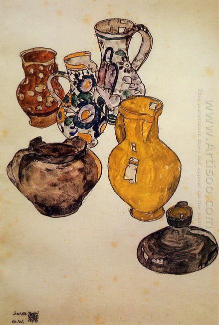 ceramics 1918