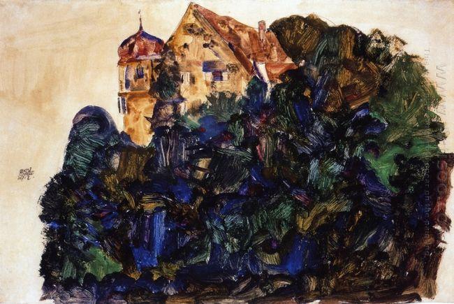 deuring castle bregenz 1912