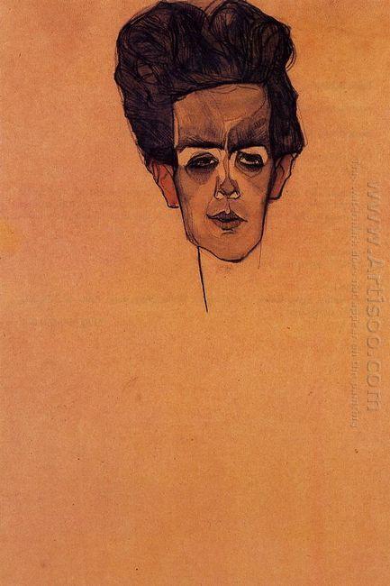 self portrait 1910 1