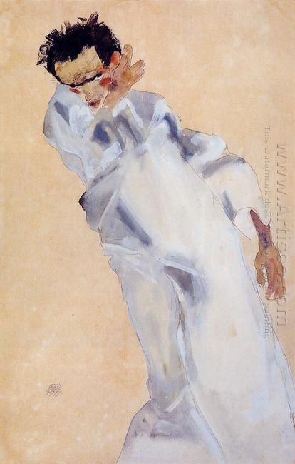 self portrait 1912