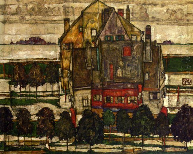 single houses 1915