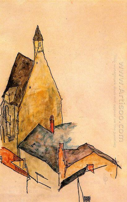 spitalskirche molding 1918