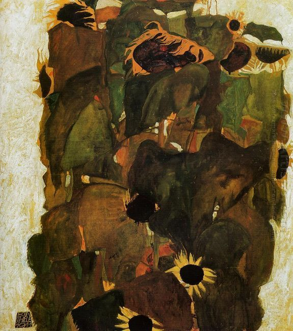sunflowers 1911 1
