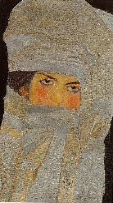 the artist s sister melanie 1908