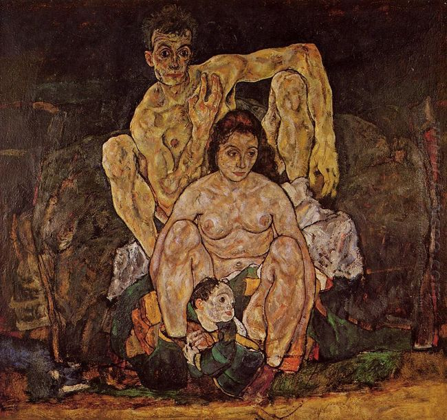 the family 1918