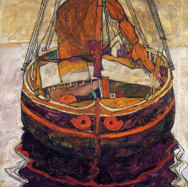 trieste fishing boat 1912