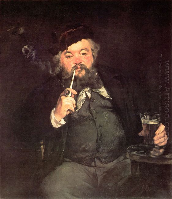 a good glass of beer 1873
