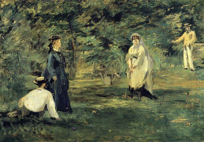 croquet 1873