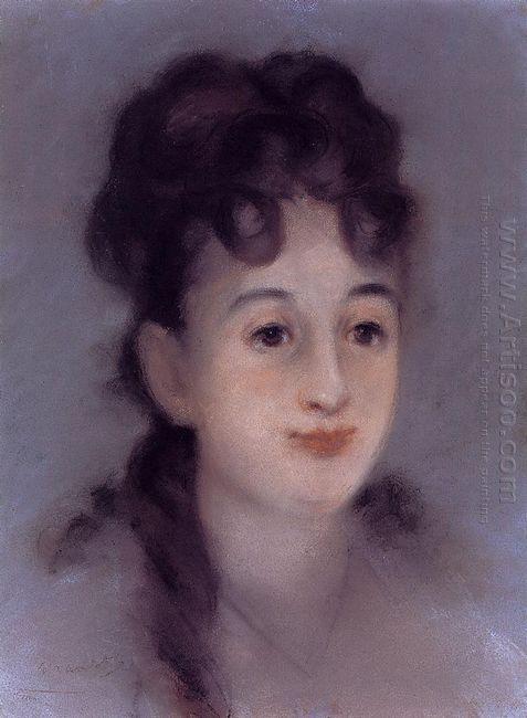 eva gonzales 1878