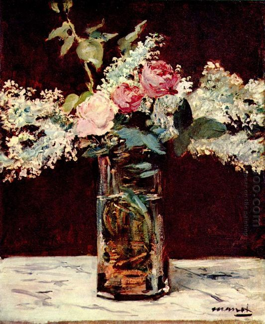 lilac and roses 1883