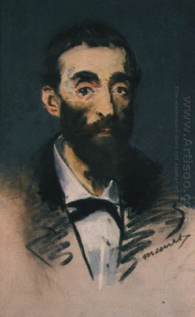 portrait of ernest cabaner 1880
