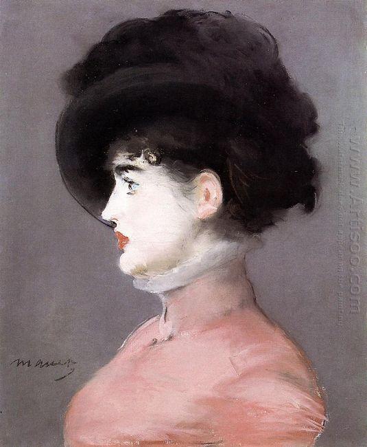 portrait of irma brunner