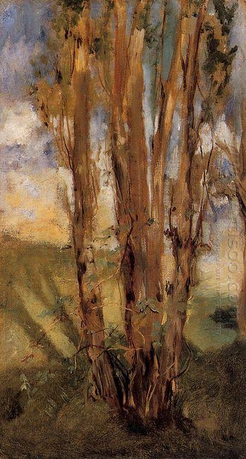 study of trees 1859