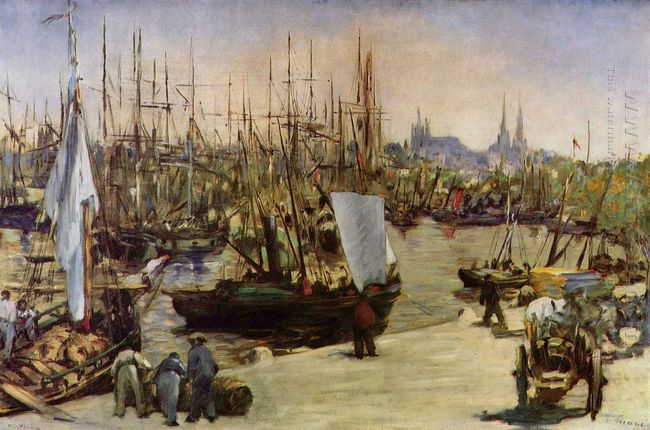 the port of bordeaux 1871