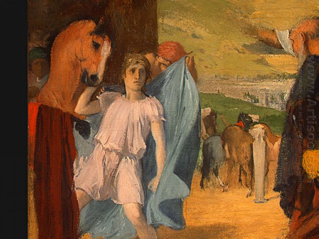 alexander and bucephalus detail 1861 1