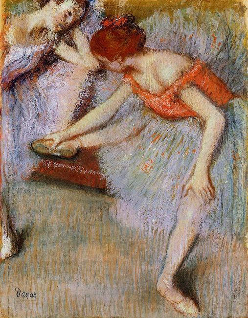 dancers 1895