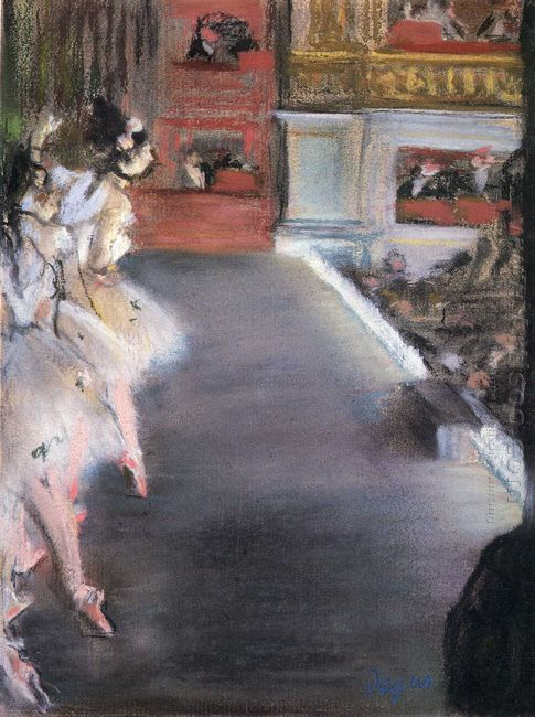 dancers at the old opera house