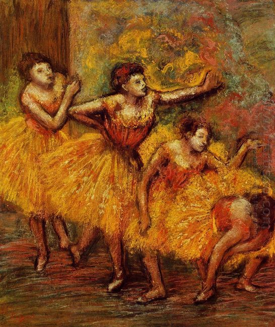 four dancers 1