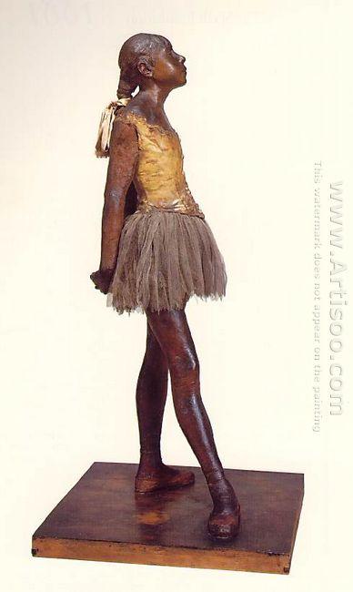 fourteen year old little dancer