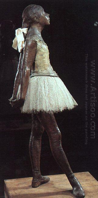 little dancer fourteen years old 1881