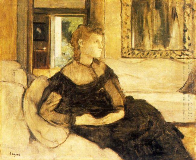 madame gobillard yves morisot 1869