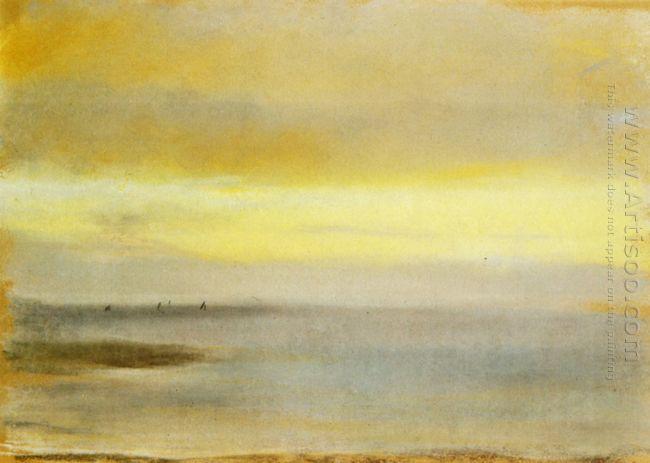 marina sunset 1869