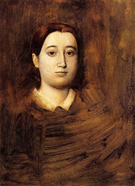 portrait of madame edmondo morbilli 1865