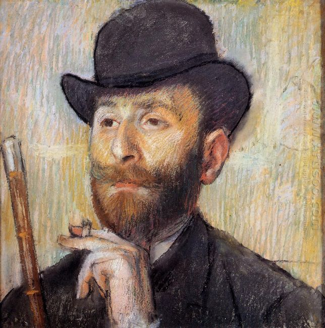 portrait of zacherie zacharian 1886