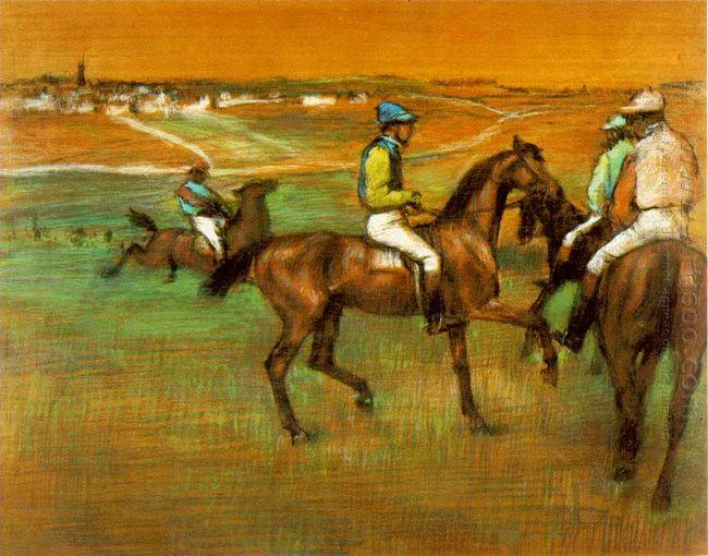 race horses 1888