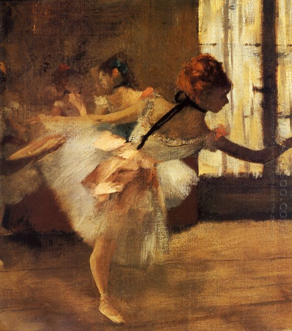 repetition of the dance detail 1877