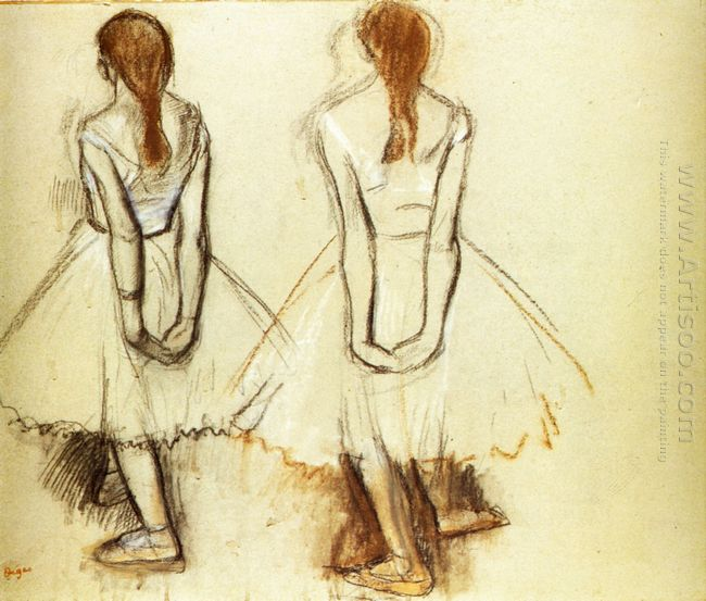 study for the fourteen year old little dancer 1881