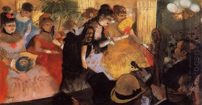 the cafe concert 1877