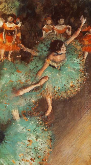 the green dancer 1879