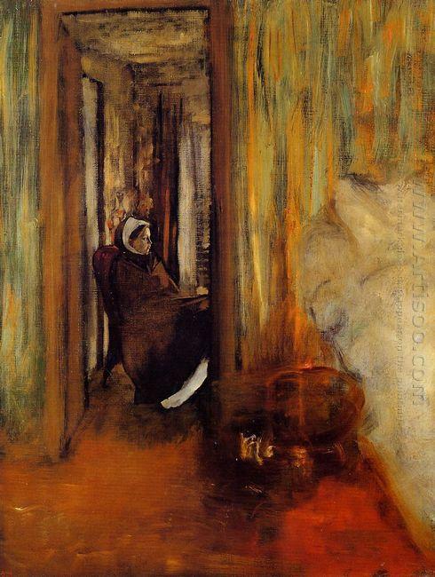 the nurse 1873