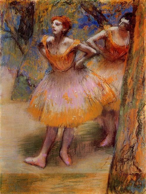 two dancers 1