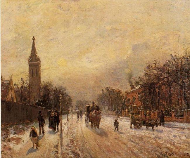 all saints church upper norwood 1871
