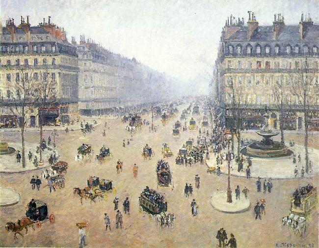 avenue de l opera place du theatre francais misty