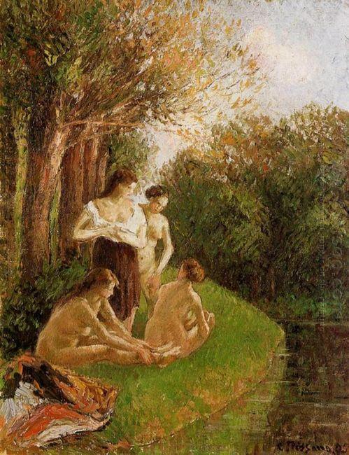 bathers 2 1895