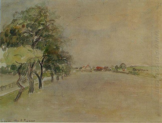 eragny 1890